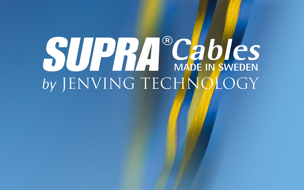 Supra cables logo kabels budget high-end