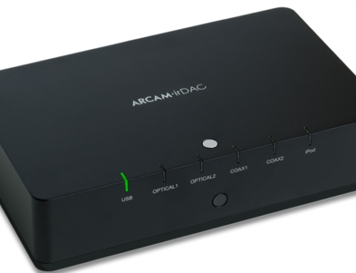 #9 ARCAM irDAC: best DAC in its price class