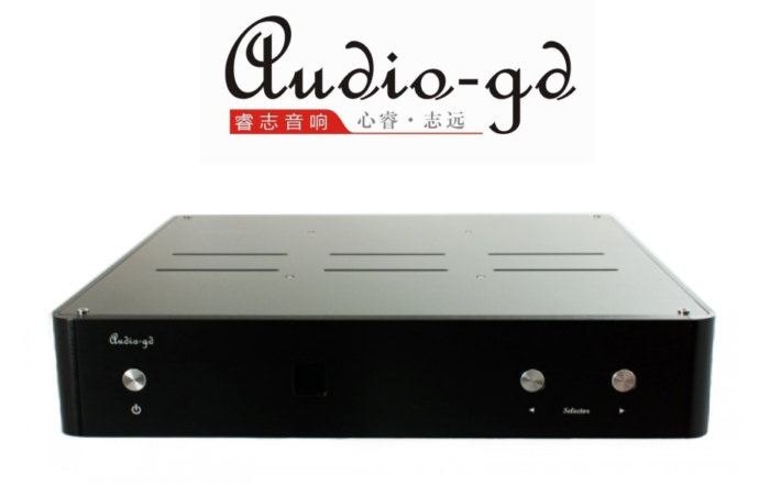 Audio-gd NOS 7 DAC review