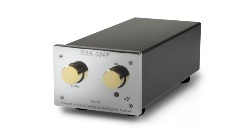 EAR 834P phono preamplifier