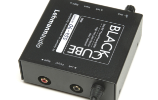 lehmann audio black cube phono preamplifier review