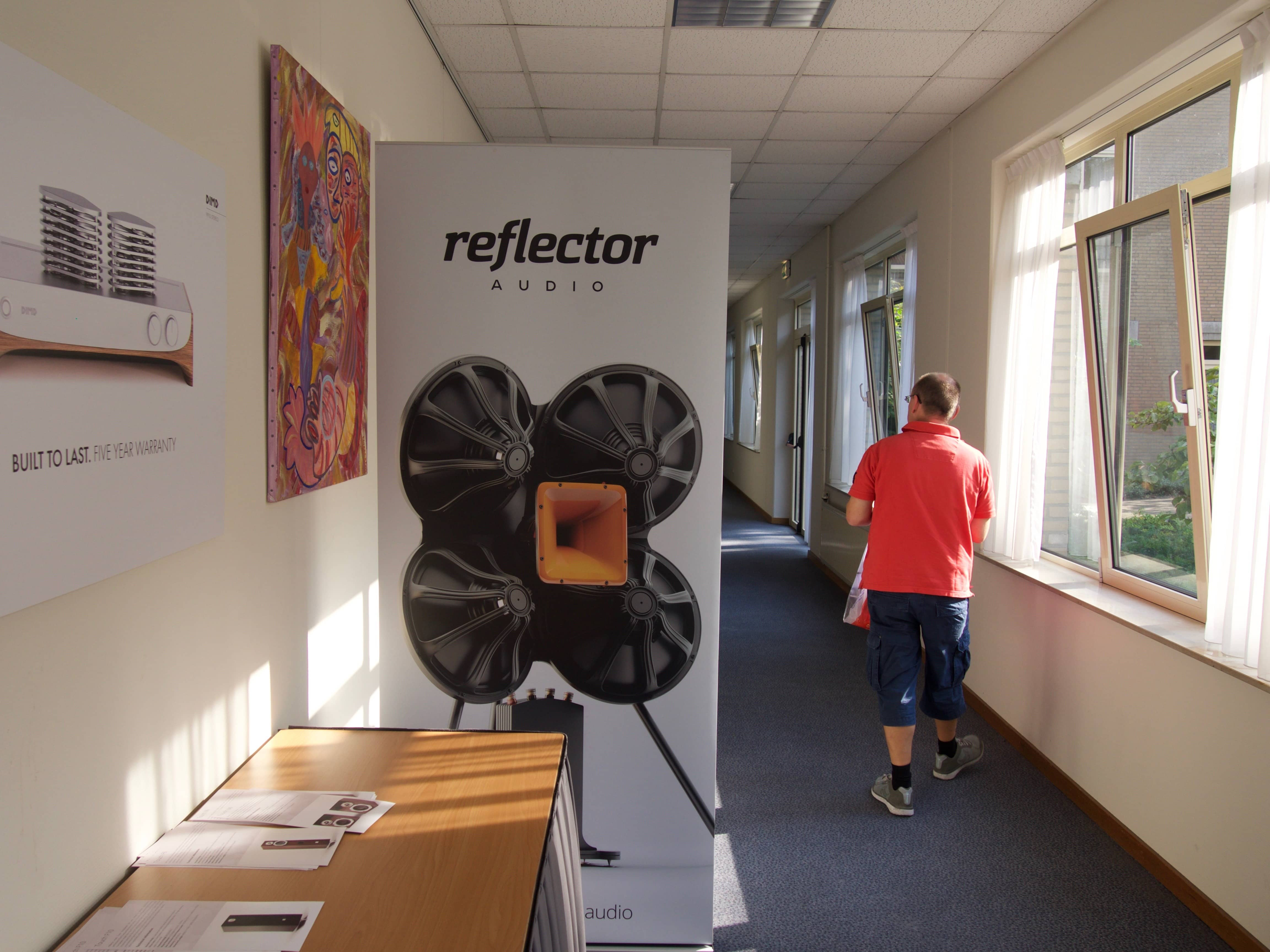 Reflector Audio - X-fi High End Audioshow 2016