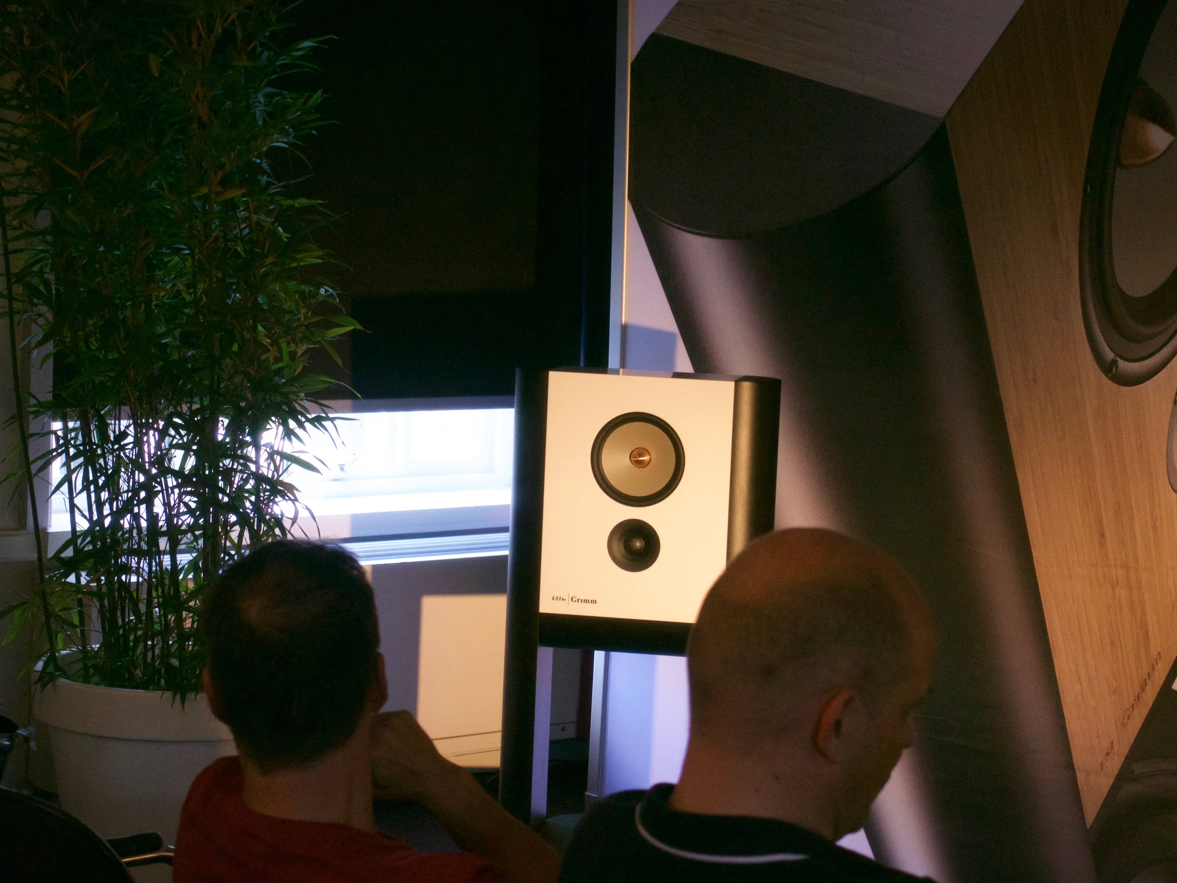 Grimm Audio - X-Fi high end Audioshow 2016
