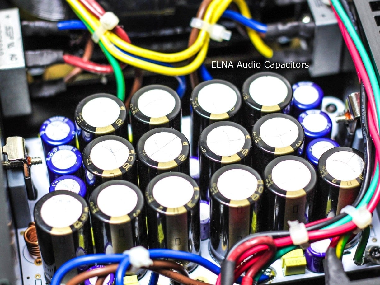 review hdplex 200w linear power supply psu elna capacitors